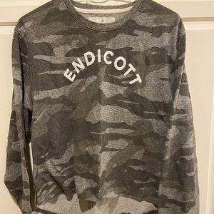 Endicott College Camo Shirt
